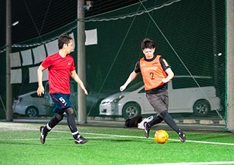 楽しく学ぶサッカースクール