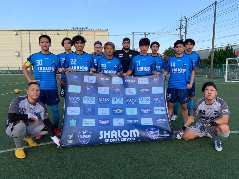 Shalom SC公式戦結果