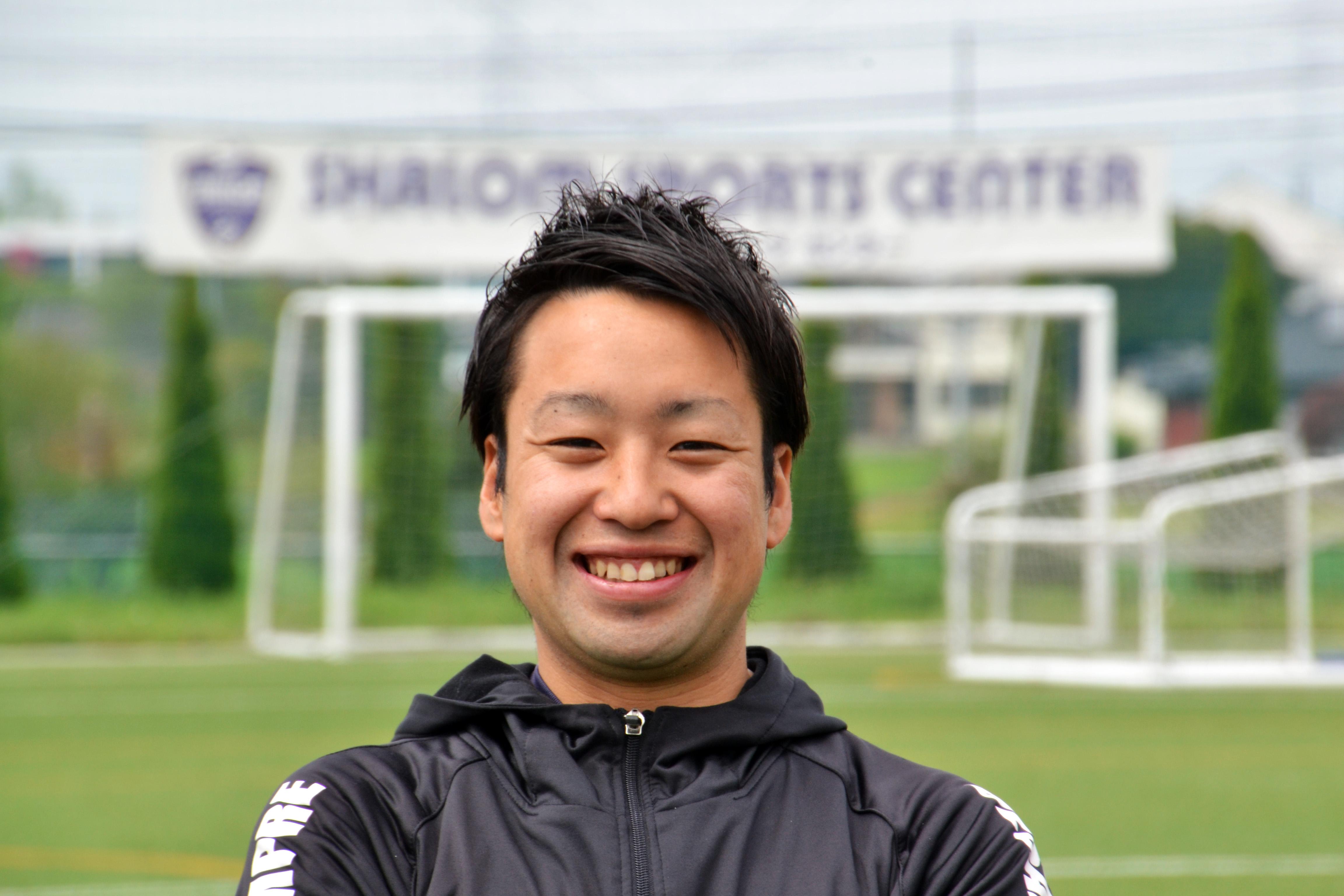 尾崎 浩平コーチの写真